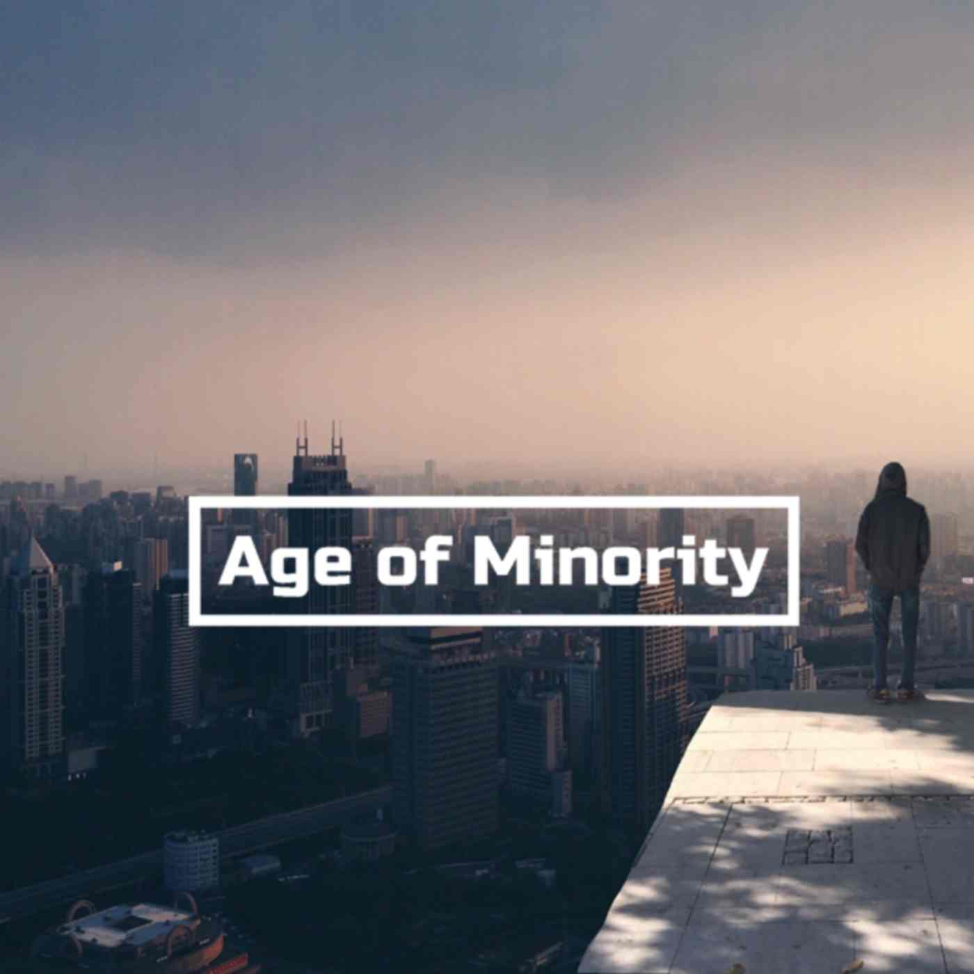 Age Of Minority (podcast) Age Of Minority